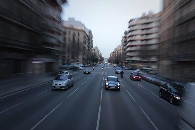 האם יש צורך במצלמת דרך כדי להוכיח תאונת דרכים