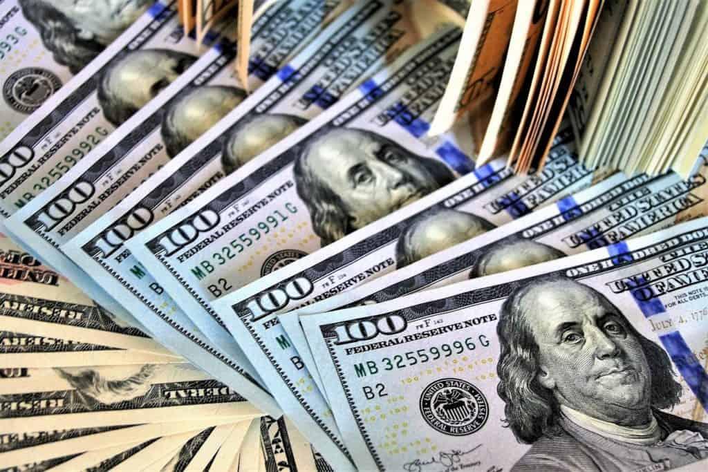 שטרות של דולרים